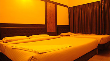 Affordable hotel in Erode